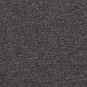 coupon 110 cm Eike: wintertricot grijs gemêleerd van Swafing