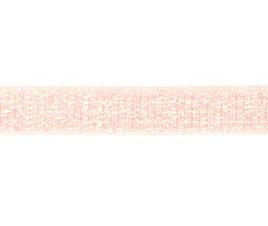 roze elastiek met glitterdraad
