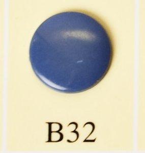 snaps denimblauw glanzend/B32