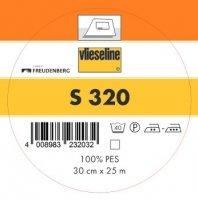 Freudenberg vlieseline S 320 / 30 cm breed