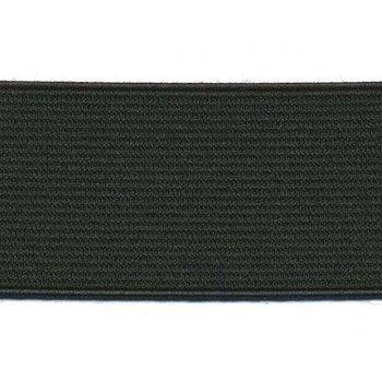 elastiek zwart 4 cm