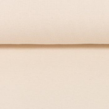 Heike: fijne boordstof gebroken wit