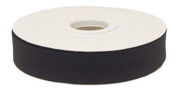 biaisband 20 mm, zwart