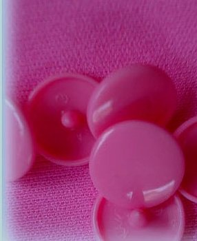 minisnaps roze glanzend