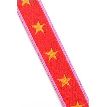 sterrenband :rood-oranje