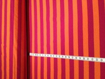 HILCO campante fuchsia-oranje