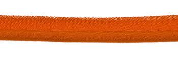 paspelband oranje met 4mm dik koord