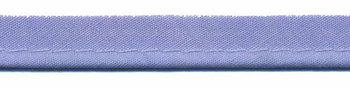 paspelband lichtblauw katoen/polyester