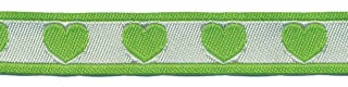 hartjesband groen