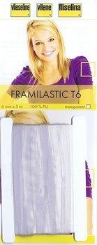 Framilastic T6 van Vlieseline 6 mm breed