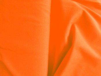 Gitte: tricot oranje/ 160cm breed