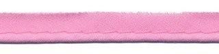paspelband roze katoen/polyester