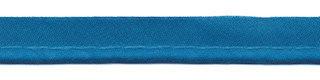 paspelband donkerturquoise katoen/polyester