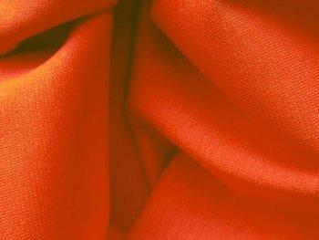 fijne boordstof oranje