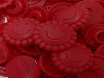snaps: sun rood kleur 54