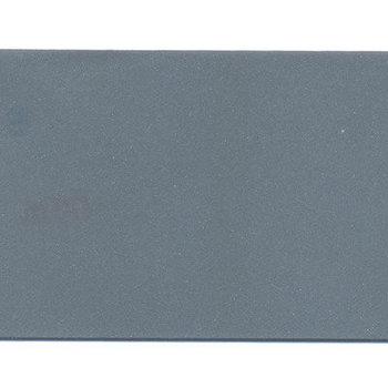 reflecterend band, effen donker zilver 5cm breed