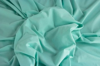 Gitte: tricot 160cm breed, mint