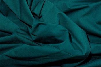 Gitte: tricot petrol/ 160cm breed