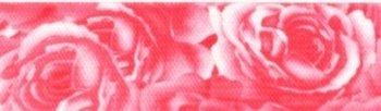 taille-elastiek 4 cm breed: rozen/ HALVE METER