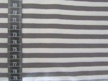 Vicente strepen: grijs-wit