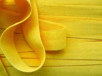 omvouwelastiek 2 cm maisgeel