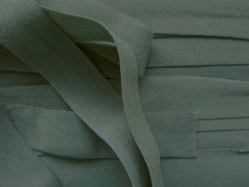 omvouwelastiek 2 cm grijs