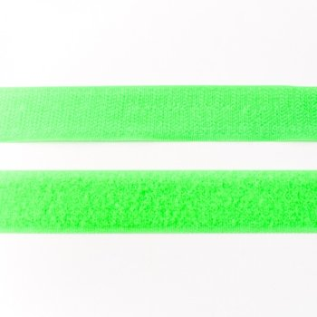 klittenband 25 mm breed lime