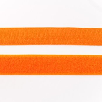 klittenband 25 mm breed oranje