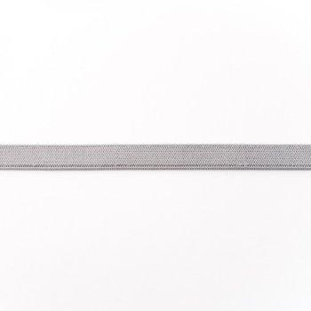 bosje elastiek 0,6 cm breed: lichtgrijs