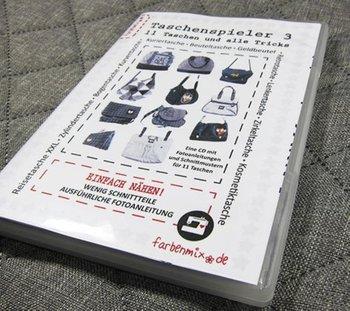 Taschenspieler III. CD met 11 taspatronen