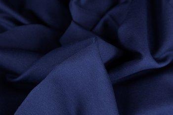 Heike: fijne boordstof donker-kobaltblauw (foto is van bijpassende Eike)