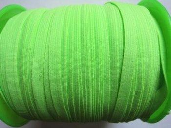0,6 cm elastiek lichtgroen