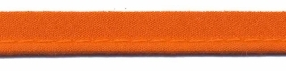 paspelband oranje katoen/polyester