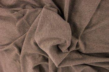 Jaro: gemêleerde tricot/bruin-grijs