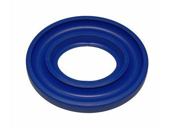 spoeltjeshouder blauw