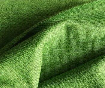 fijne boordstof passend bij dezelfde kleur wintertricot geel/groen