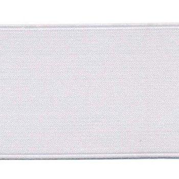 elastiek wit 5 cm