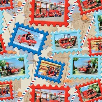 Tim: Pieter Post: postzegels met plaatjes van Pieter Post