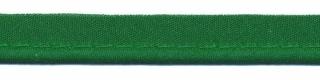 paspelband groen katoen/polyester