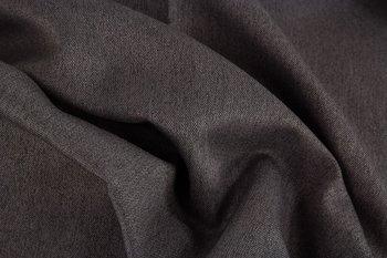Rome, tassenstof, grijs gemeleerd polyester-canvas, zeer sterk en krasvast