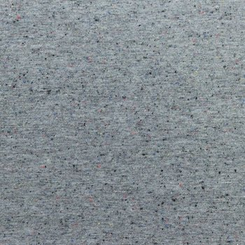 gespikkelde grijze tricot