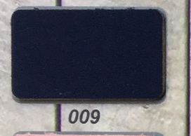 3 meter tricot biaisband marine/diep donkerblauw