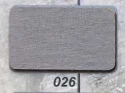 3 meter tricot biaisband beige/grijs oftewel lichttaupe