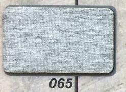 3 meter tricot biaisband lichtgrijs gemêleerd