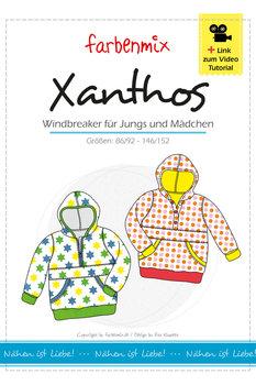 XANTHOS, anorak in een nieuw jasje