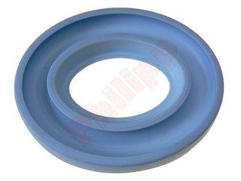 spoeltjeshouder lichtblauw