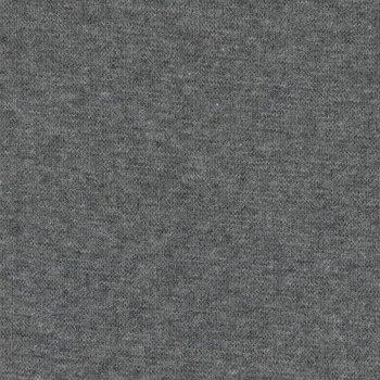 Heike: fijne boordstof grijs gemêleerd