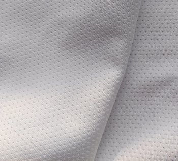 sporttricot high-tech mesh: wit