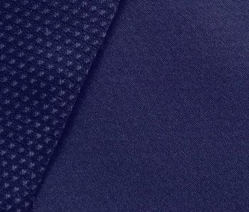 Borax = dunne softshell donkerblauw (niet diepdonker): wind-, waterdicht en ademend!
