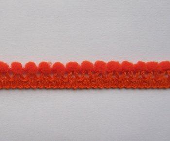 minibolletjesband oranje